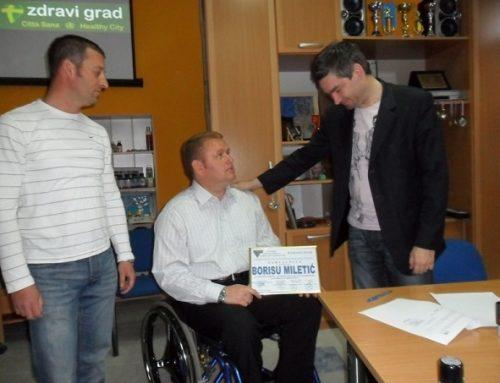 Grad Pula: Udrugama osoba s invaliditetom osigurani prostori za rad i druženje